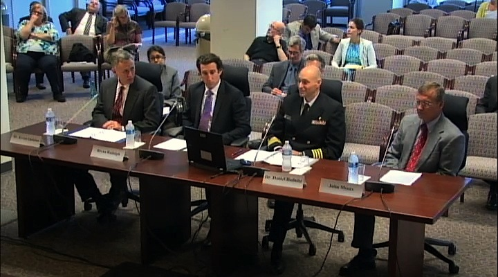 Commission Meeting: Data Sources and Consumer Product-Related Incident Information - Panel 1
