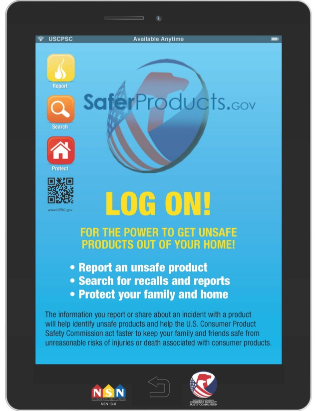 saferproducts app